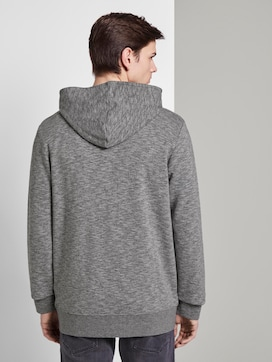 Sweatjacke mit Kapuze - 2 - TOM TAILOR Denim