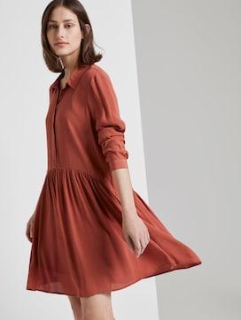 Mini blouse dress - 5 - TOM TAILOR Denim