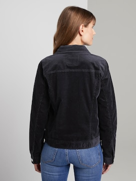 Jacke aus Cord - 2 - TOM TAILOR Denim