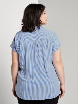 Striped blouse - 2 - My True Me