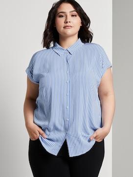 Striped blouse - 5 - My True Me