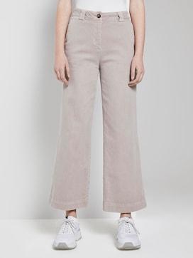Geverfde Jeans Culotte - 1 - TOM TAILOR