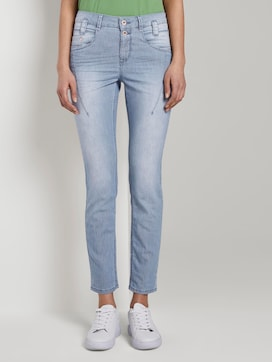 Tapered Relaxed Jeans - 1 - TOM TAILOR