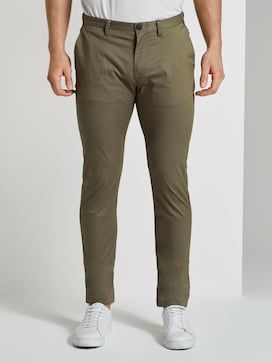 Chino Hose im Tech-Style - 1 - TOM TAILOR