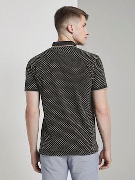 Poloshirt mit Alloverprint - 2 - TOM TAILOR Denim