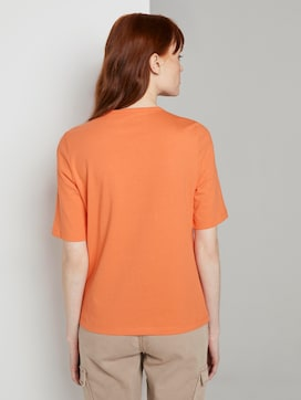Simple T-shirt - 2 - TOM TAILOR