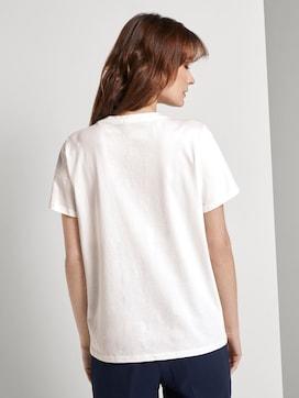 Nena & Larissa: T-Shirt mit Schrift-Print - 2 - TOM TAILOR