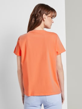 Nena & Larissa: T-shirt with a letter print - 2 - TOM TAILOR