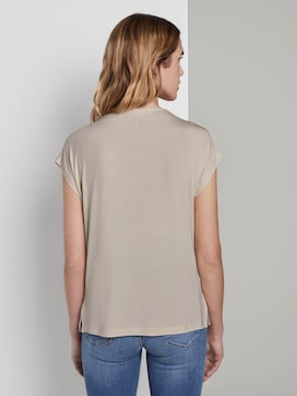 Modern T-shirt - 2 - TOM TAILOR