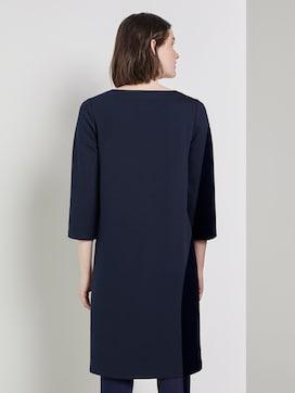 Mini jurk met boothals - 2 - TOM TAILOR