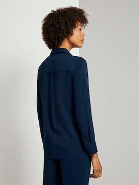 Eenvoudige overhemd blouse - 2 - Mine to five