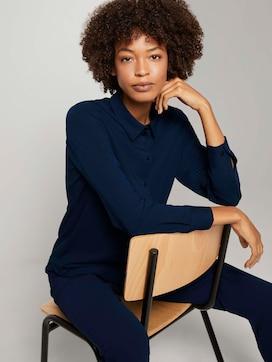 Eenvoudige overhemd blouse - 5 - Mine to five