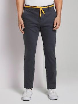 Slim Chino stretch trousers - 1 - TOM TAILOR Denim