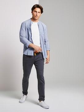 Slim Chino stretch trousers - 3 - TOM TAILOR Denim
