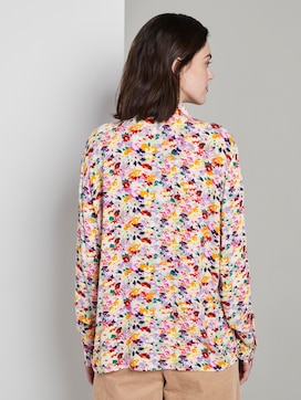 Blouse met bloemenprint - 2 - TOM TAILOR Denim
