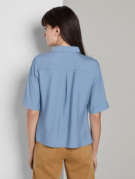Simple blouse shirt - 2 - Mine to five