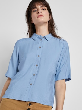 Simple blouse shirt - 5 - Mine to five