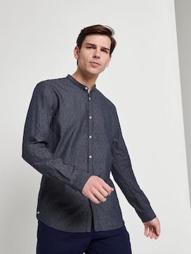 Textured shirt - 5 - TOM TAILOR Denim