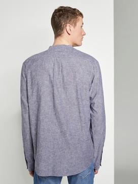 Hemd mit halber Knopfleiste - 2 - TOM TAILOR Denim