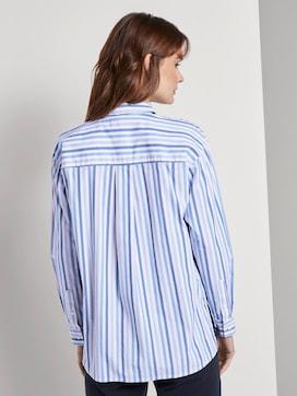 Nena & Larissa: Striped blouse - 2 - TOM TAILOR