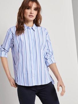 Nena & Larissa: Striped blouse - 5 - TOM TAILOR