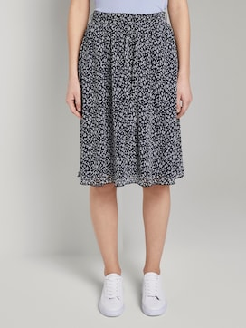 Chiffon skirt - 1 - TOM TAILOR