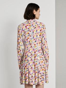 Mini shirt dress with a floral print - 2 - TOM TAILOR Denim