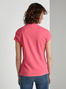 Strukturiertes Polo-Shirt - 2 - TOM TAILOR