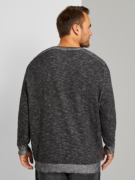 langarm Sweatshirt - 2 - Tom Tailor E-Shop Kollektion