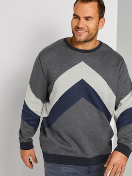 strukturiertes Sweatshirt - 5 - Tom Tailor E-Shop Kollektion