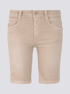 Alexa Slim Bermuda Shorts - 7 - TOM TAILOR