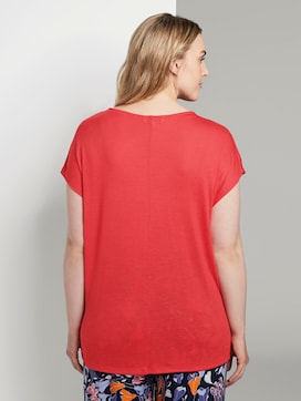 T-shirt with knot details - 2 - My True Me