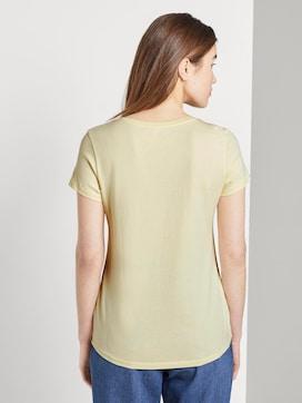 T-Shirt mit Logo-Print - 2 - TOM TAILOR Denim