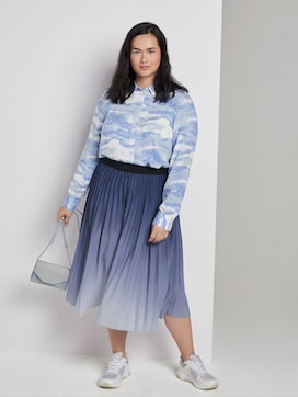 Pleated midi-skirt - 3 - My True Me
