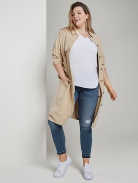 Used-look skinny jeans - 3 - My True Me