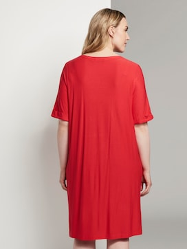 Simple Basic Dress - 2 - Tom Tailor E-Shop Kollektion