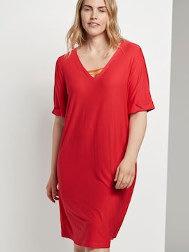 Simple Basic Dress - 5 - Tom Tailor E-Shop Kollektion
