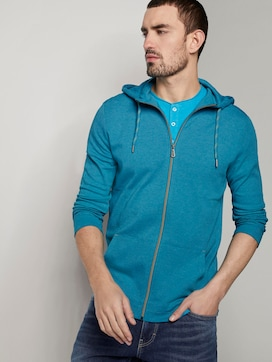 Thin jacket with a hood - 5 - TOM TAILOR