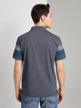 Striped polo shirt - 2 - TOM TAILOR