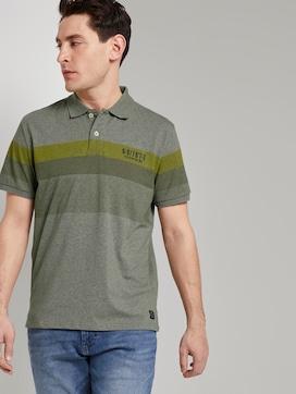 Striped polo shirt - 5 - TOM TAILOR