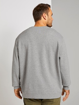 Basic Sweatshirt - 2 - Tom Tailor E-Shop Kollektion