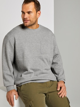 Basic Sweatshirt - 5 - Tom Tailor E-Shop Kollektion