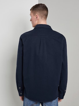 Jas in overhemd stijl - 2 - TOM TAILOR Denim