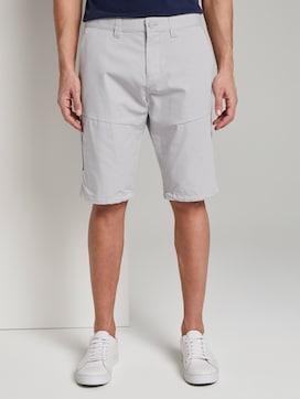 Functionele Josh Regular Slim Bermuda Shorts - 1 - TOM TAILOR