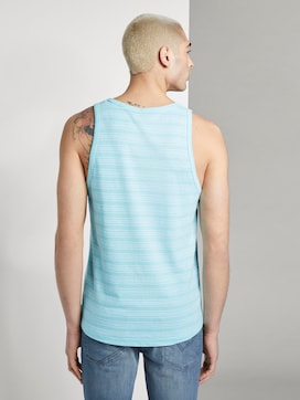 Tank-Top mit Streifenstruktur - 2 - TOM TAILOR Denim