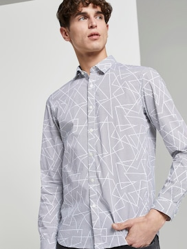 Printed shirt - 5 - TOM TAILOR Denim