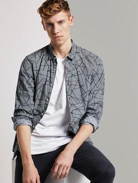 overhemd met print - 5 - TOM TAILOR Denim