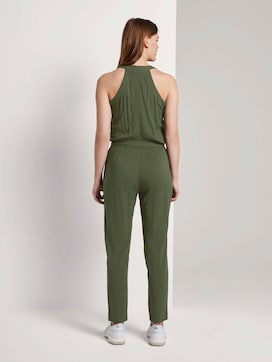 Relaxed Neckholder-Jumpsuit - 2 - TOM TAILOR Denim