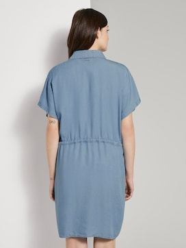 Utility shirt dress made of Lyocell - 2 - TOM TAILOR Denim