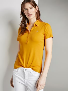 Poloshirt mit kleiner Stickerei - 5 - TOM TAILOR